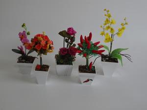 arranjo flor atificial md  diversos
