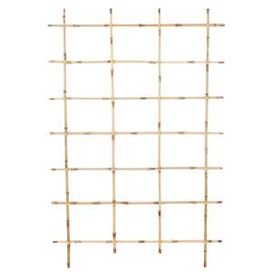 jardins verticais trelica de bambu